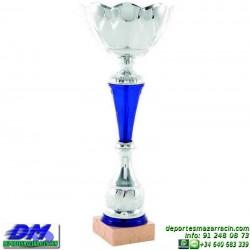Trofeo copa comercial 5261 diferentes alturas premio deporte pallart grabado chapa grabada