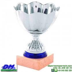 Trofeo copa comercial 5271 diferentes alturas premio deporte pallart grabado chapa grabada