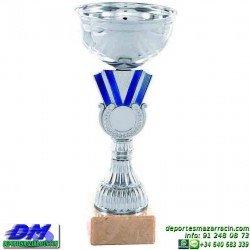 Trofeo copa economico 5280 diferentes alturas premio deporte pallart grabado chapa personalizado