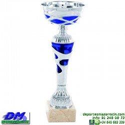 Trofeo copa economico 5285 diferentes alturas premio deporte pallart grabado chapa personalizado