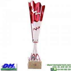 Trofeo copa economico 5295 diferentes alturas premio deporte pallart grabado chapa personalizado