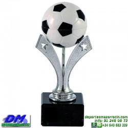 Trofeo copa participacion 5309 futbol balon pelota economico premio deporte pallart grabado chapa personalizado