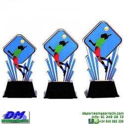 Trofeo copa participacion 5320 economico premio deporte pallart grabado chapa personalizado