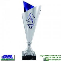 Trofeo copa clasica 5024 diferentes alturas premio deporte pallart grabado chapa grabada