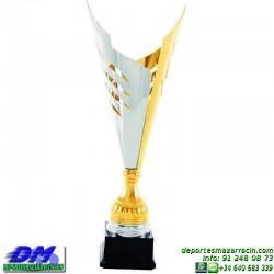 Trofeo copa clasica 5035 diferentes alturas premio deporte pallart grabado chapa grabada