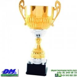 Trofeo copa clasica 5038 diferentes alturas premio deporte pallart grabado chapa grabada