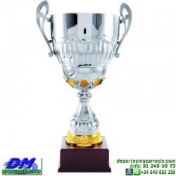 Trofeo copa clasica 5044 diferentes alturas premio deporte pallart grabado chapa grabada
