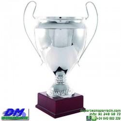 Trofeo copa clasica 5047 diferentes alturas champions europa premio deporte pallart grabado chapa grabada