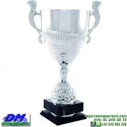 Trofeo copa clasica 5055 diferentes alturas premio deporte pallart grabado chapa grabada