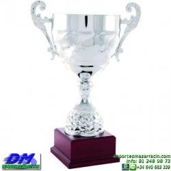 Trofeo copa clasica 5058 diferentes alturas premio deporte pallart grabado chapa grabada