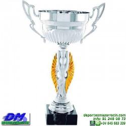 Trofeo copa clasica 5065 diferentes alturas premio deporte pallart grabado chapa grabada