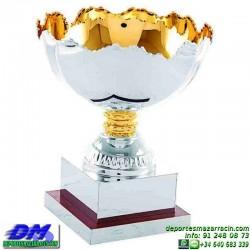 Trofeo copa clasica 5067 diferentes alturas premio deporte pallart grabado chapa grabada