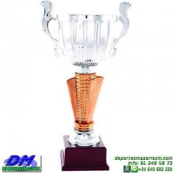 Trofeo copa clasica 5068 diferentes alturas premio deporte pallart grabado chapa grabada