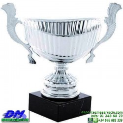 Trofeo copa clasica 5080 diferentes alturas premio deporte pallart grabado chapa grabada