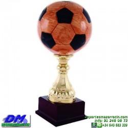 Trofeo Futbol 5391 balon pelota copa premio pallart chapa grabada diferentes tamaños alturas