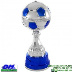 Trofeo Futbol 5390 balon pelota copa premio pallart chapa grabada diferentes tamaños alturas