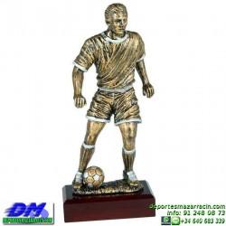 Trofeo Futbol 5400 jugador futbolista copa premio pallart chapa grabada diferentes tamaños alturas