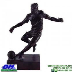 Trofeo Futbol 5402 futbolista jugador copa premio pallart chapa grabada diferentes tamaños alturas