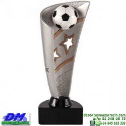 Trofeo Futbol 5417 pelota copa premio pallart chapa grabada diferentes tamaños alturas