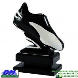 Trofeo Futbol 5425 bota jugador futbolista copa premio pallart chapa grabada diferentes tamaños alturas