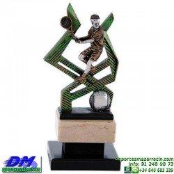 Trofeo Tenis 5461 copa premio tenista raqueta diferentes alturas pallart tamaños chapa grabada