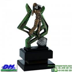 Trofeo Golf 5523 pelota golfista premio diferentes alturas pallart tamaños chapa grabada