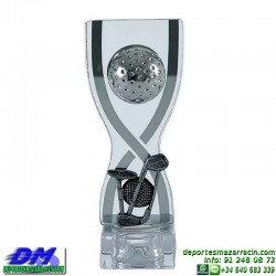 Trofeo Golf 5528 pelota golfista premio diferentes alturas pallart tamaños chapa grabada