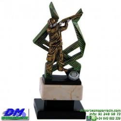 Trofeo Tiro al Plato 5540 deportivo premio diferentes alturas pallart tamaños chapa grabada