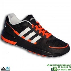 Adidas XK RUN NEGRO Zapatilla SPORWEAR NEO M19392 Originals calzado clasica Hombre nylon retrorunning