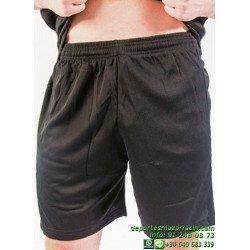 SHORT DEPORTIVO Economico TEC SPORT TEC-2 adulto pantalon corto equipo grupo asociacion