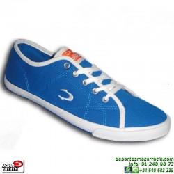 John Smith LANTA Azul Zapatilla hombre chico Tela sportwear moda personalizar