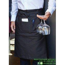 DELANTAL CAVISTE Kariban Economico trabajo laboral K887 camarero bar restaurante