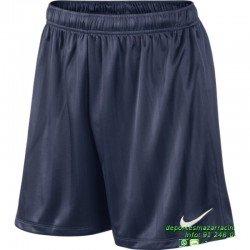 NIKE ACADEMY JACQUARD Pantalon Corto Deporte Short azul marino futbol soccer sport drifit 651529-410
