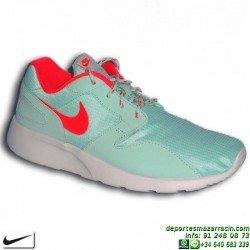 Nike KAISHI Celeste Zapatilla ROSHE RUN 705492-300 mujer chica personalizar deporte sportwear moda calle
