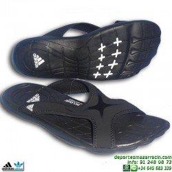 Chancla Adidas ADIPURE SLIDE SG UltraFOAM sandalia NEGRO V21529 playa piscina UltraFOAM SUPERCLOUD