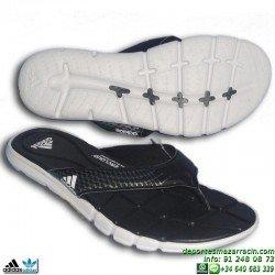 Chancla Mujer Adidas ADIPURE 360 THONG UltraFOAM sandalia NEGRO B44485 playa piscina UltraFOAM SUPERCLOUD chica woman