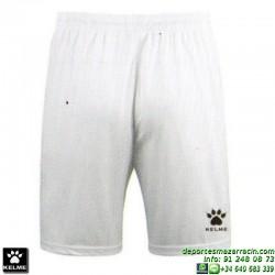 KELME PANTALON CORTO GLOBAL Futbol color BLANCO short equipacion SPORT talla hombre niño 75053-6