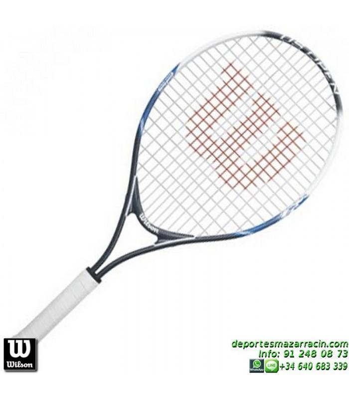 Raqueta Tenis Niño WILSON US OPEN 25 junior niña WRT21030U personalizar a1da86e8220ac