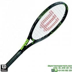 Raqueta Tenis Niños WILSON BLADE 25 junior WRT505600 personalizar BLX
