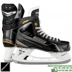 Bauer SUPREME 160 Patin HOCKEY Hielo ice skate Personalizar TUUK LIGHTSPEED
