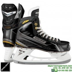 Bauer SUPREME 160 Patin HOCKEY Hielo ice skate Personalizar TUUK LIGHTSPEED