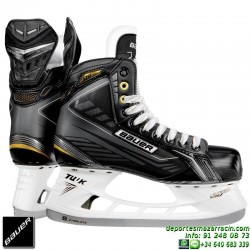 Bauer SUPREME 170 Patin HOCKEY Hielo ice skate Personalizar TUUK LIGHTSPEED