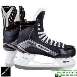 Bauer VAPOR X300 Patin HOCKEY Hielo 2015 ice skate Personalizar TUUK LIGHTSPEED