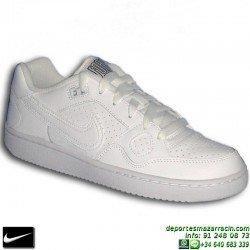 Nike SON OF FORCE BLANCA Zapatilla AIR FORCE 1 mujer 615153-109 SNIKER chica personalizar deporte sportwear footwear