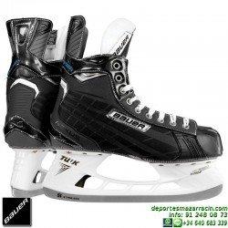 Bauer NEXUS 5000 Patin HOCKEY Hielo ice skate Personalizar TUUK LIGHTSPEED