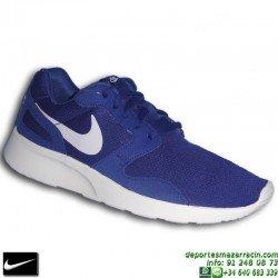 Nike KAISHI azul-blanco Zapatilla ROSHE RUN 654845-411 personalizar footwear sniker deporte sportwear moda calle