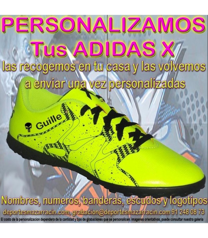 adidas futbol personalizar