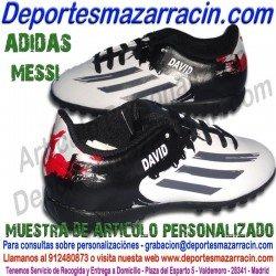 ADIDAS MESSI PERSONALIZADAS imagenes botas futbol grabar nombre numero bandera escudo