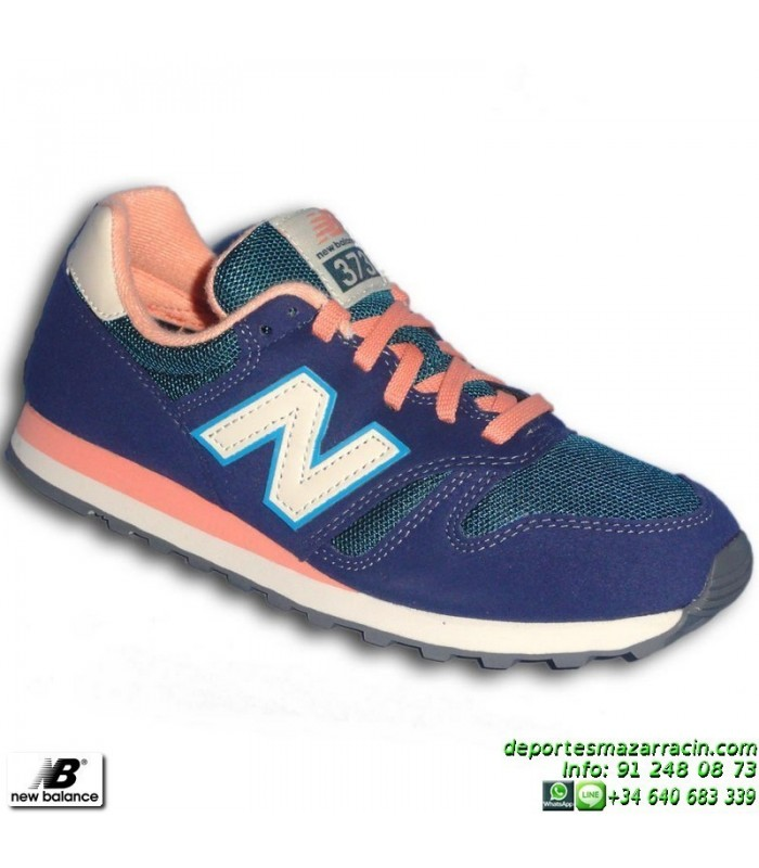 373 new balance mujer azul