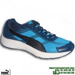 Puma EXPEDITE Zapatilla Deporte AZUL hombre chico Running personalizar 187561-08